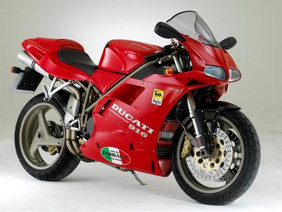 ducati 916 supreme bikes and motorbikes. Black Bedroom Furniture Sets. Home Design Ideas